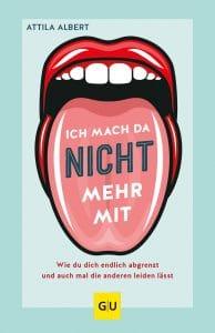 """Buchcover von """"Ich mach da nicht mehr mit"""""""